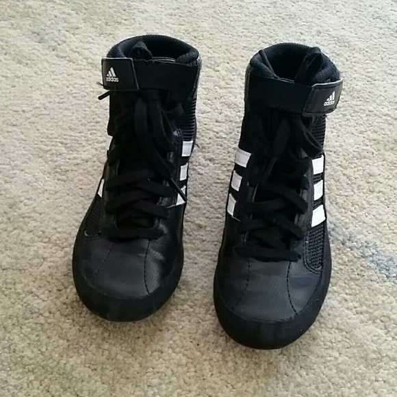 92d1c926 adidas Other - Adidas kid's HVC wrestling shoes kids size 13